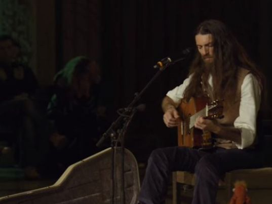 YouTube: Estas Tonne - Rebirth of a Thought: Between Fire & Water