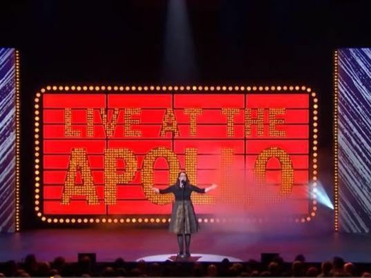 YouTube: Sarah Millican Live at the Apollo