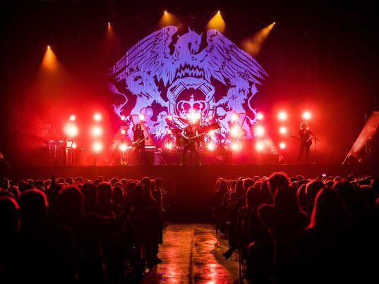 Queen Extravaganza am 20.3.2021 in der Samsung Hall Zürich