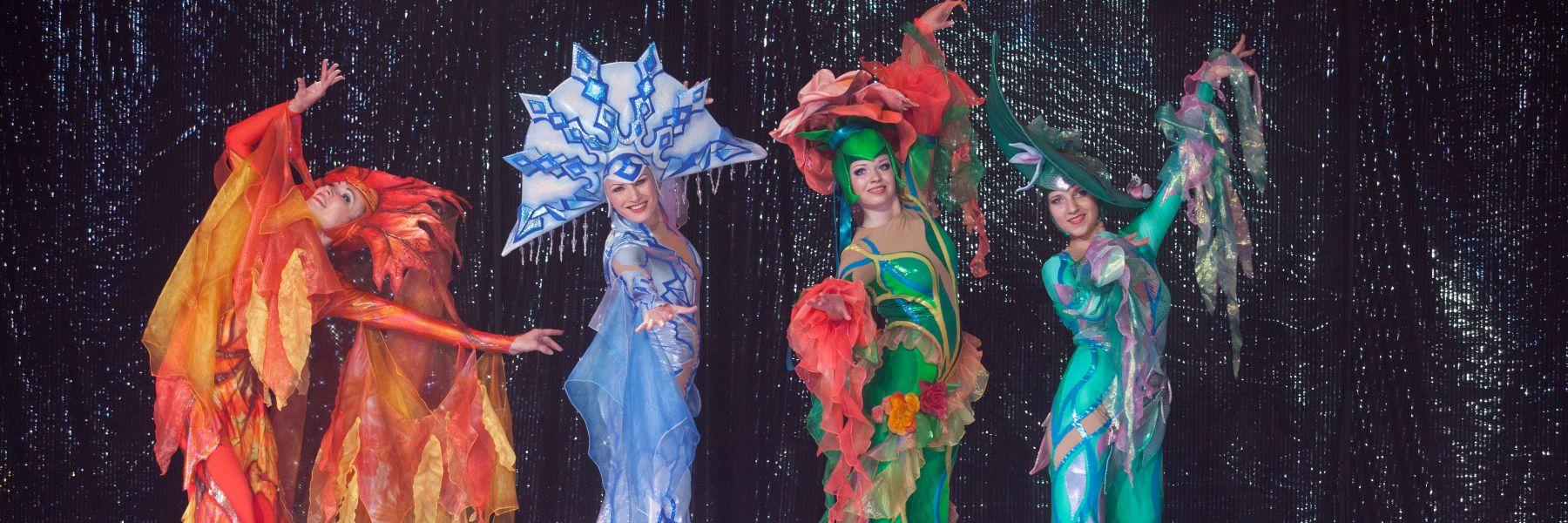 Moscow Circus of Yuri Nikulin - Ice Show