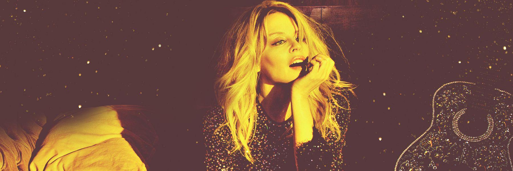 Kylie Minogue am 10. November 2018 in der Samsung Hall Zürich