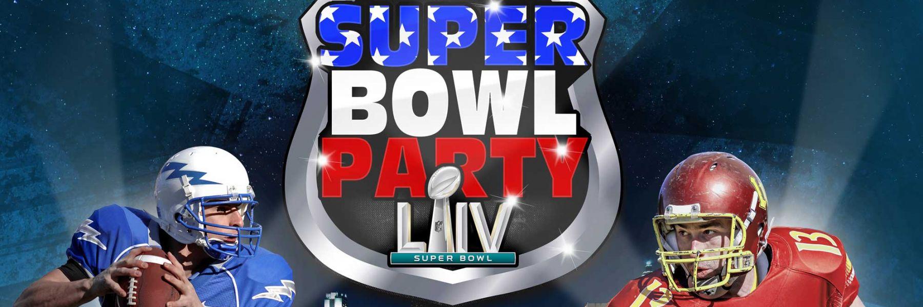 Super Bowl Party in der Samsung Hall Zürich 02.02.2020