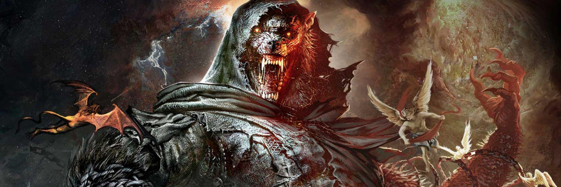 19. November 2022 ist die deutsche Heavy Metal Band Powerwolf in der Samsung Hall
