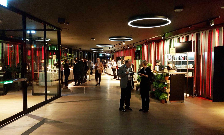 Foyer Loft Samsung Hall Zürich