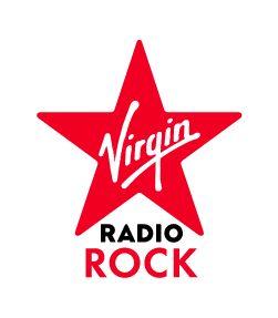 Logo Virgin Radio ROCK